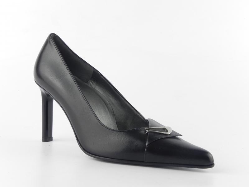 Pantofi din piele naturala Valleverde 1521-006