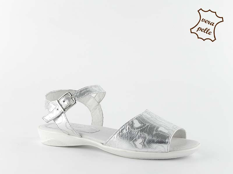 Sandale din piele naturala Bam 295