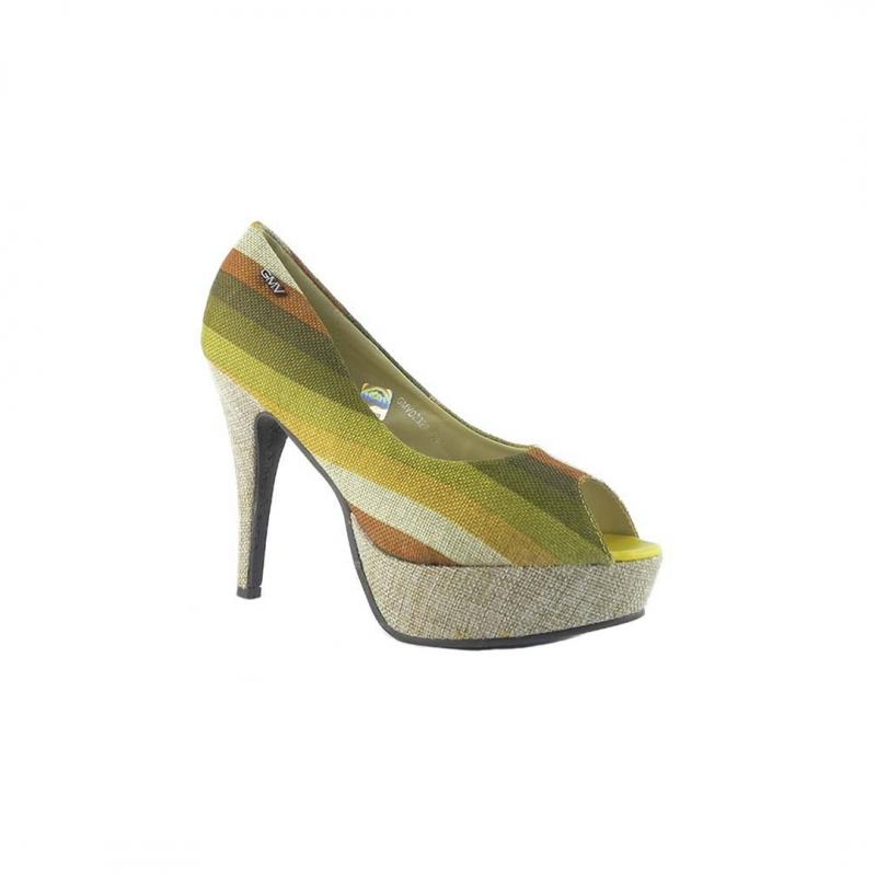 Pantofi decupati Branddy 2328-GMV