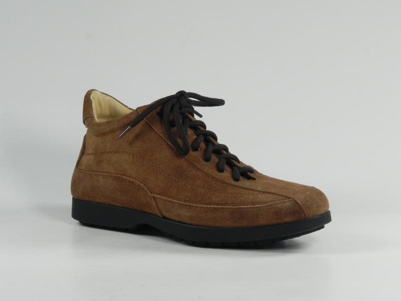 Pantofi dama din piele velur 8375-025