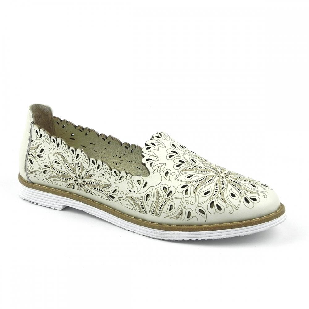 Pantofi dama Estina bej