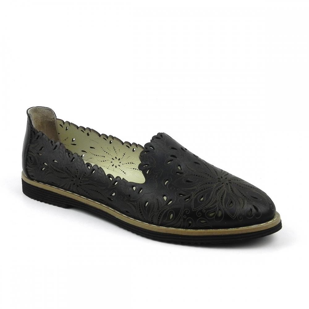 Pantofi dama Estina negru