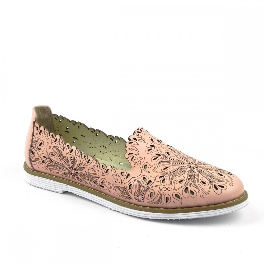 Pantofi dama Estina roz