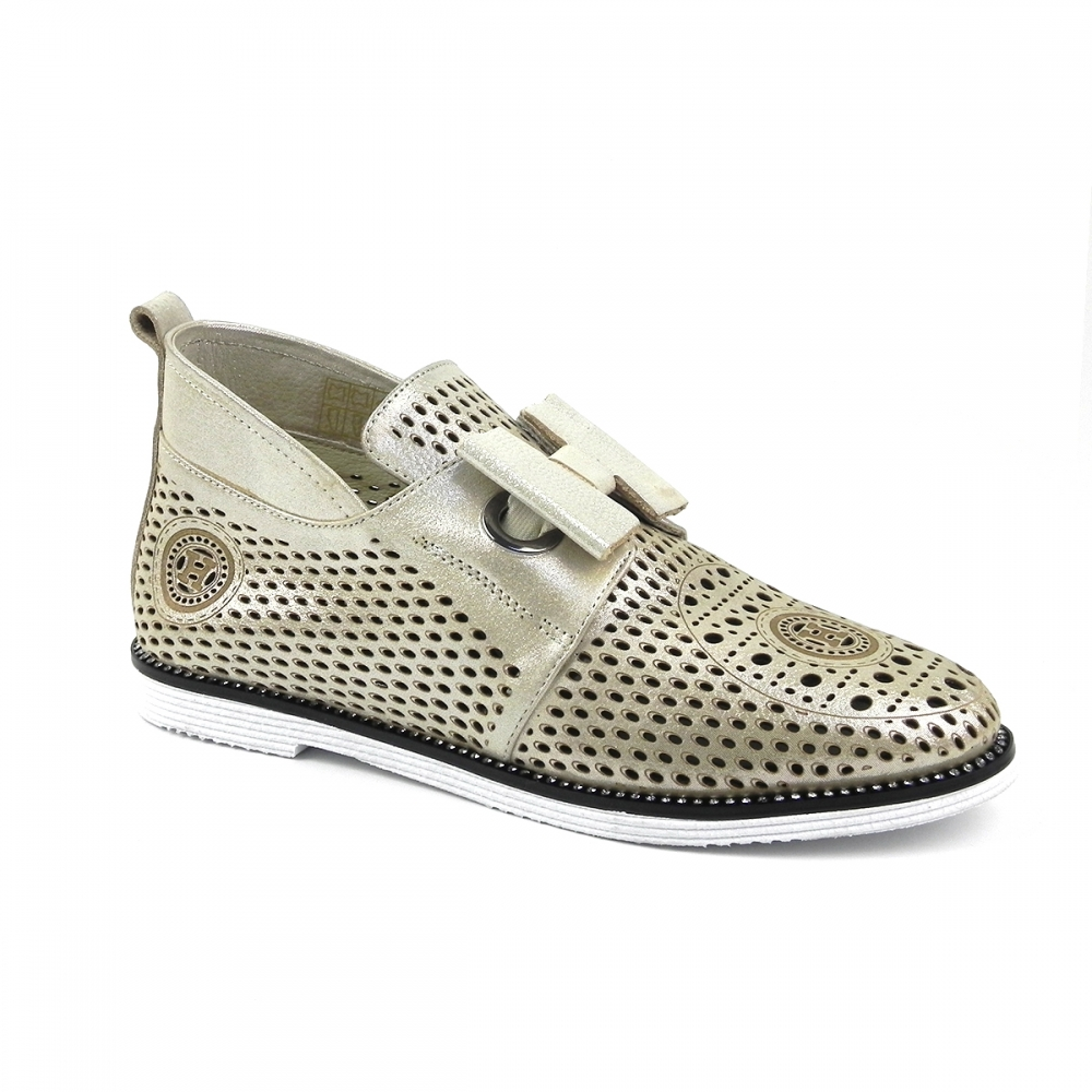 Pantofi dama ivona auriu