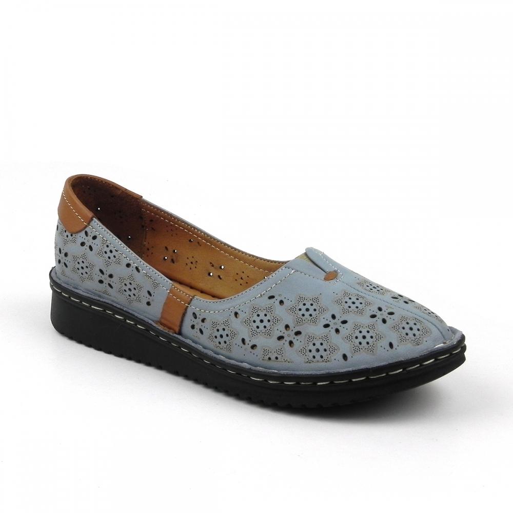 Pantofi dama Ludmilla albastru