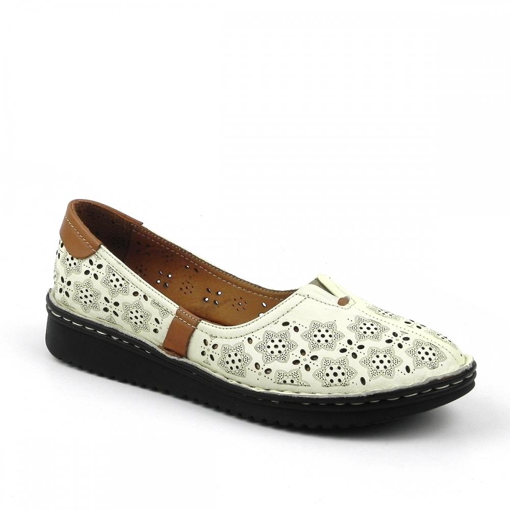 Pantofi dama Ludmilla bej