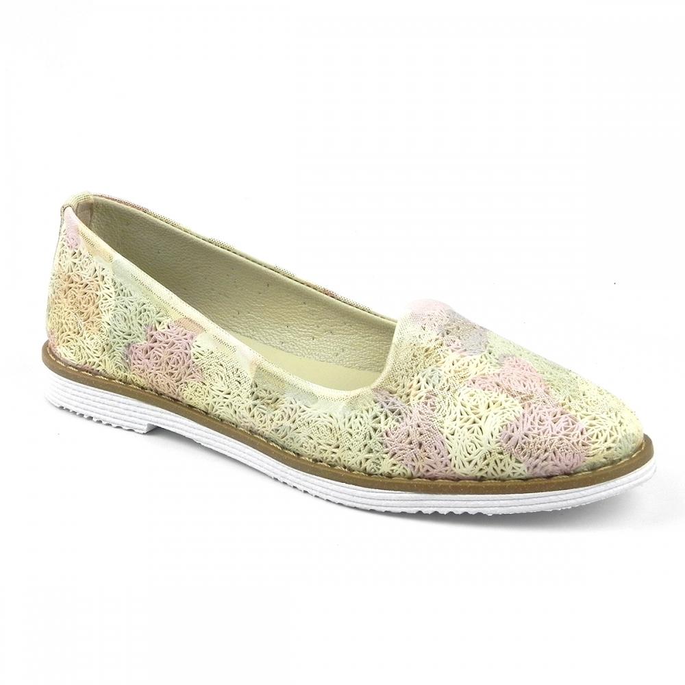 Pantofi dama  Pierre galben