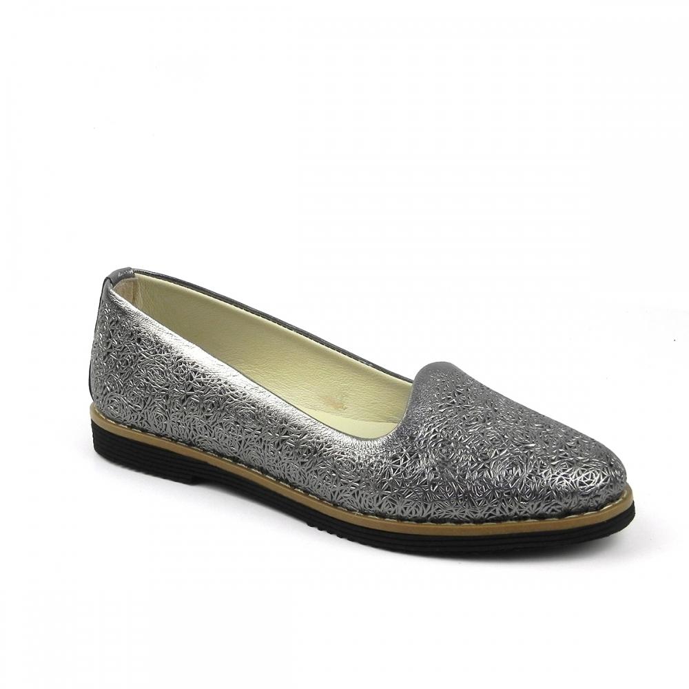 Pantofi dama  Pierre gri