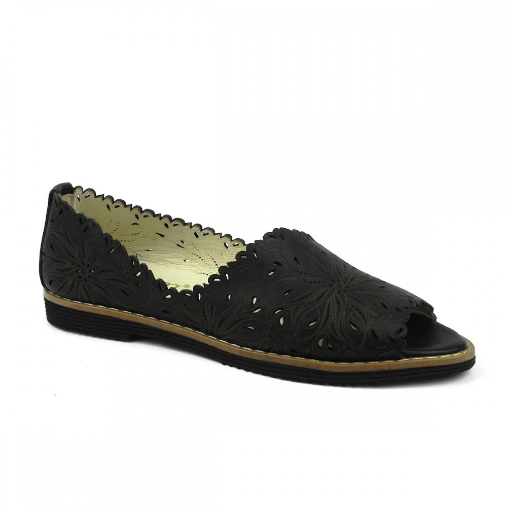 Pantofi dama romara negru