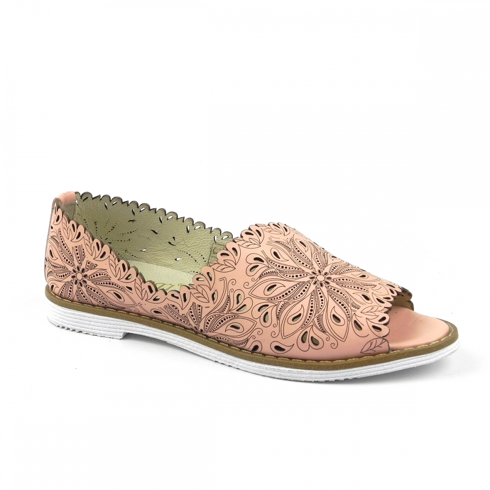Pantofi dama romara roz