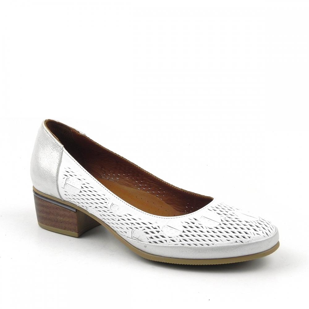 pantofi dama Sharmilla white