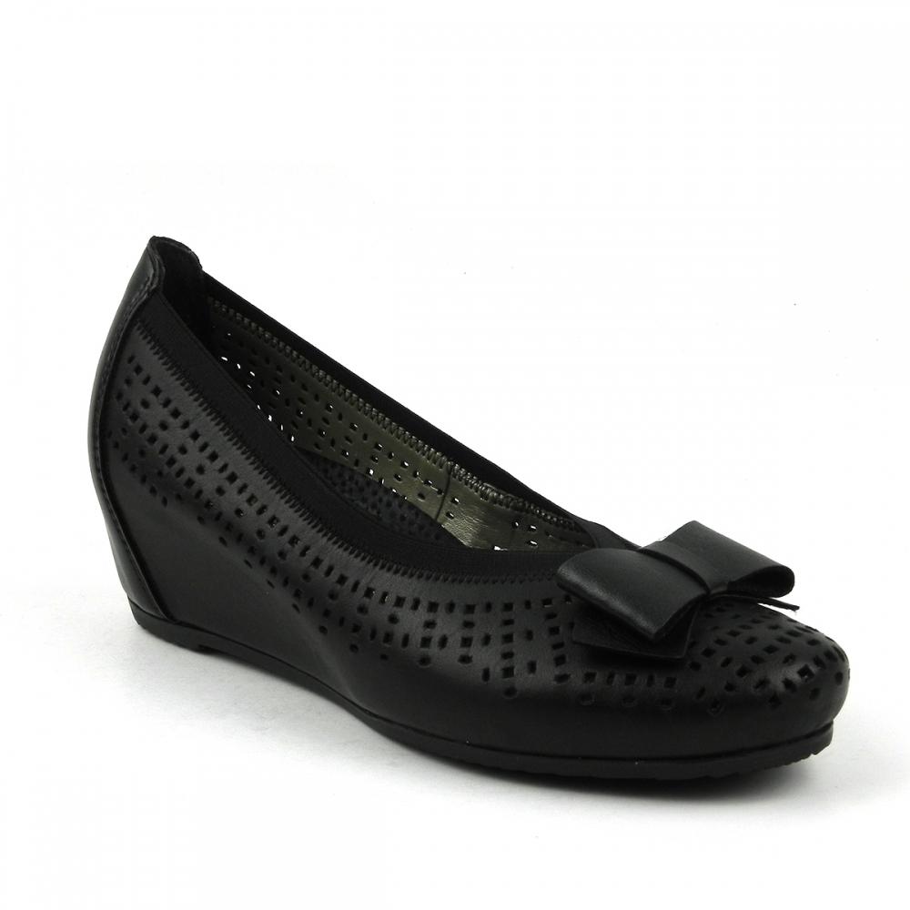 Pantofi dama Tereza negru RIEKER