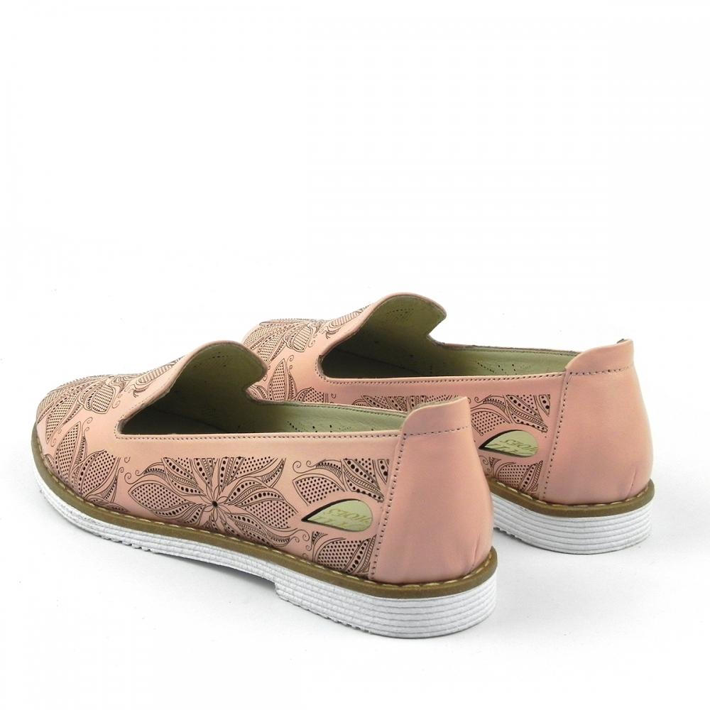 Pantofi dama Vilovela roz