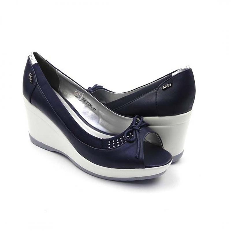 Pantofi decupati  Marinna 2301-GMV