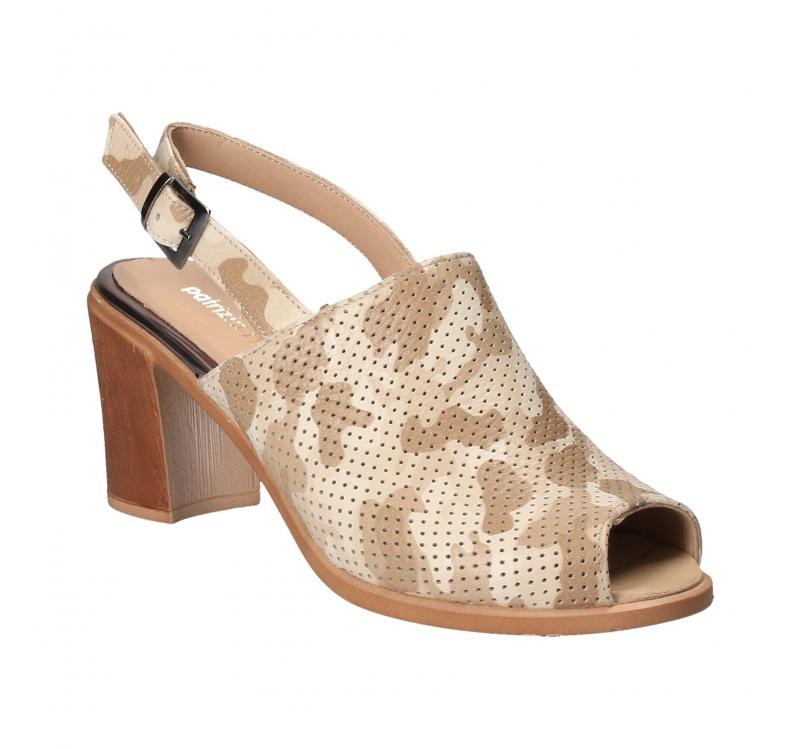 Pantofi din piele naturala 645-2BE