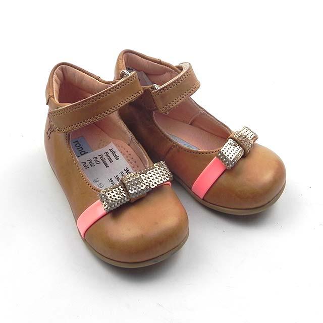 Pantofi din piele naturala BAM 742