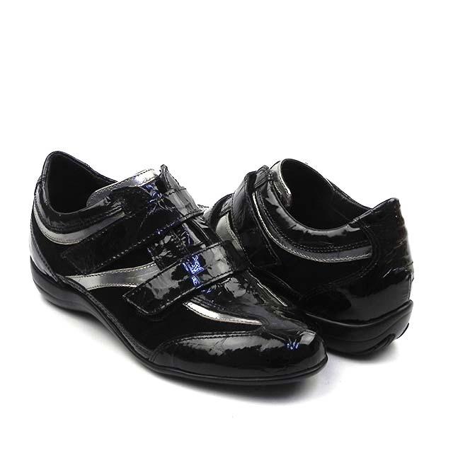 Pantofi din piele naturala intoarsa VV 509