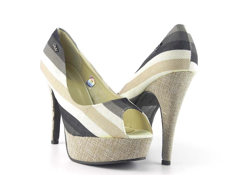 Pantofi decupati Branddy 2327-GMV