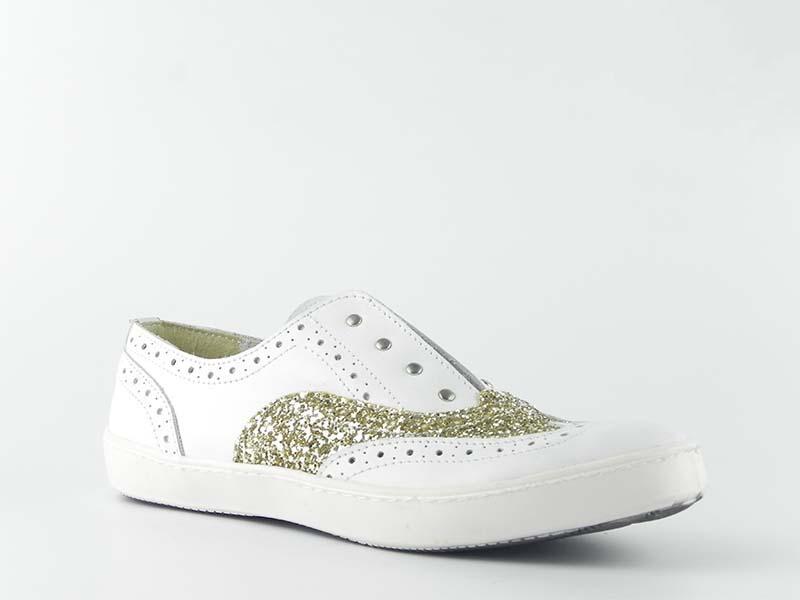 Pantofi sport Shine 8459-Alb