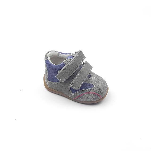 Pantofi sport baieti BAM 568, gri