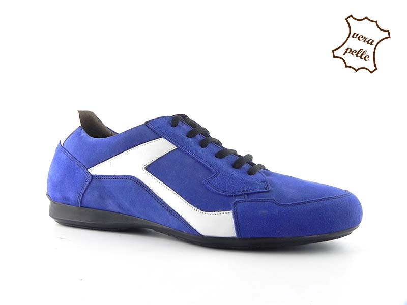 Pantofi sport barbatesti din piele intoarsa HUN-12