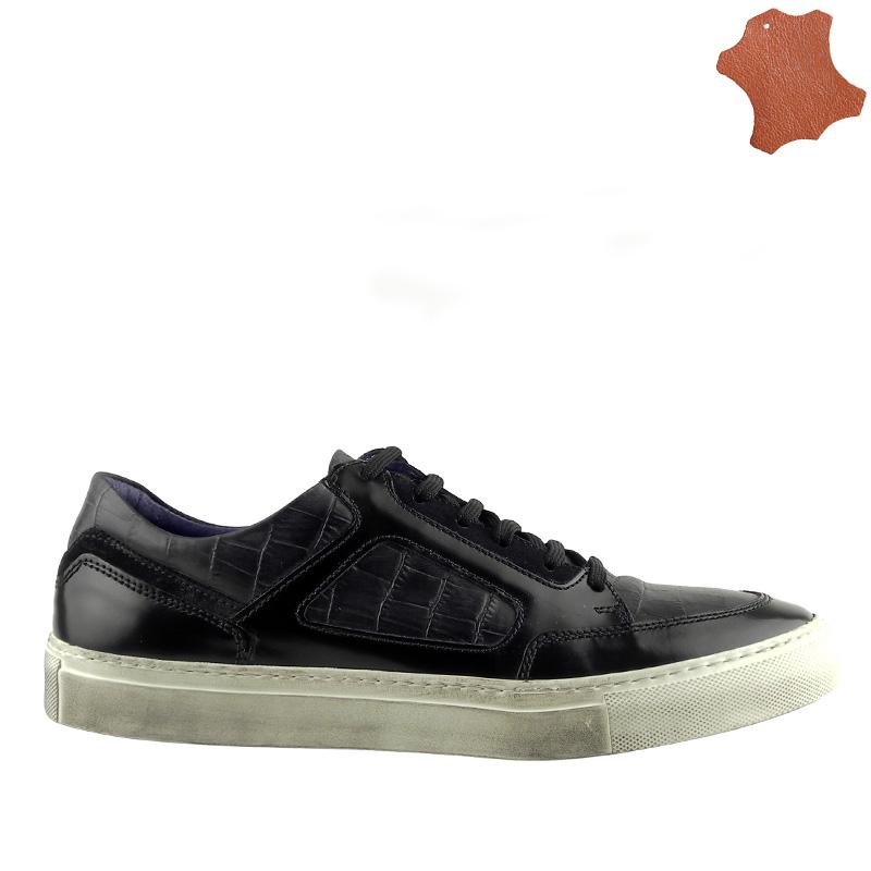 Pantofi sport barbati din piele naturala ITA-H67B