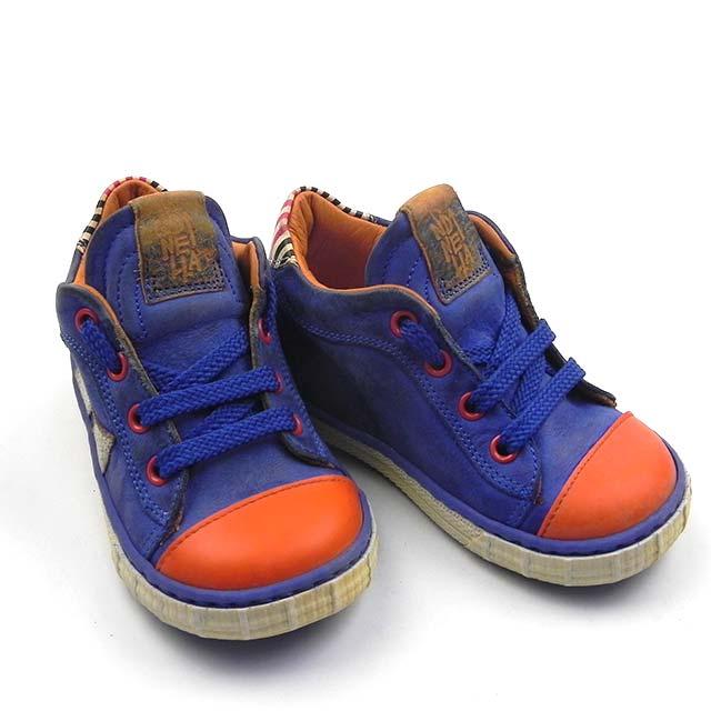 Pantofi sport din piele naturala BAM 739