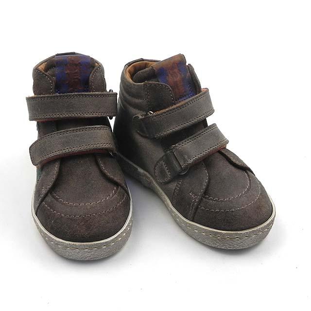 Pantofi sport din piele naturala BAM 740