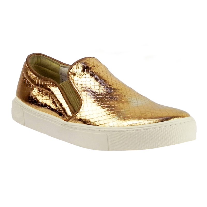 Pantofi sport Shine 8456 Bronz vintage