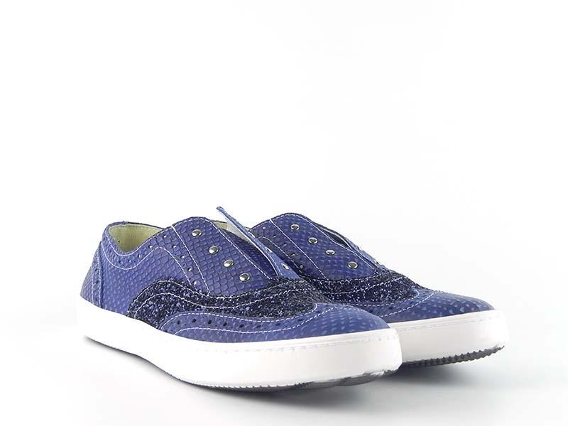 Pantofi sport Shine 8459-Blu