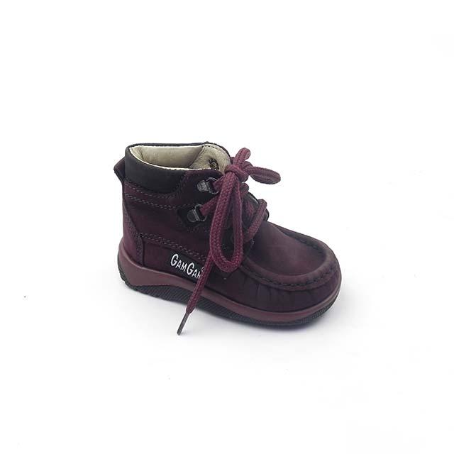 Pantofi unisex BAM 540, visiniu
