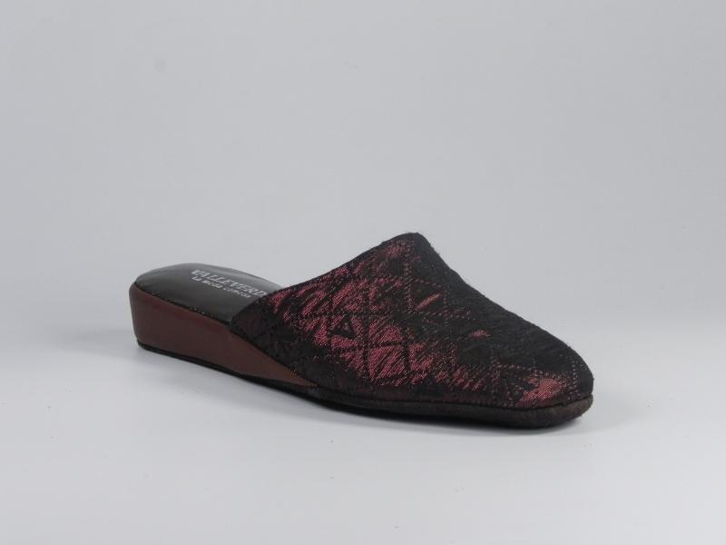 Papuci de casa maro metalizat 7567-491