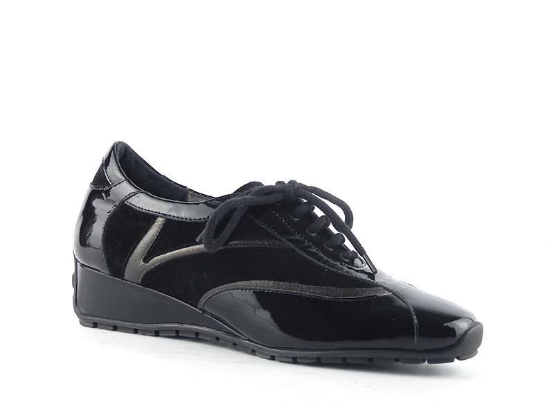 Pantofi din piele intoarsa Sporty 7171-614