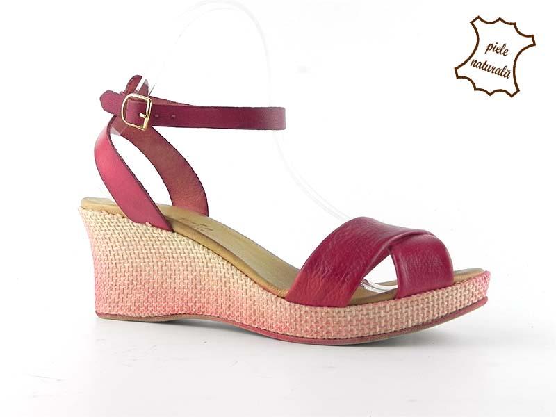 Sandale din piele naturala 208RX1 DNI