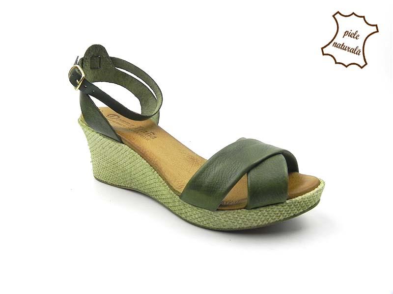 Sandale din piele naturala 208VX DNI