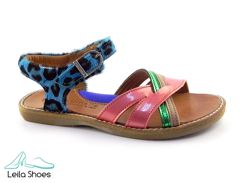 Sandale din piele naturala BAM 386