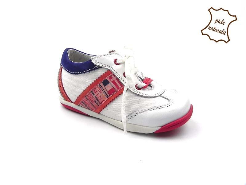 Adidasi din piele naturala BAM 446
