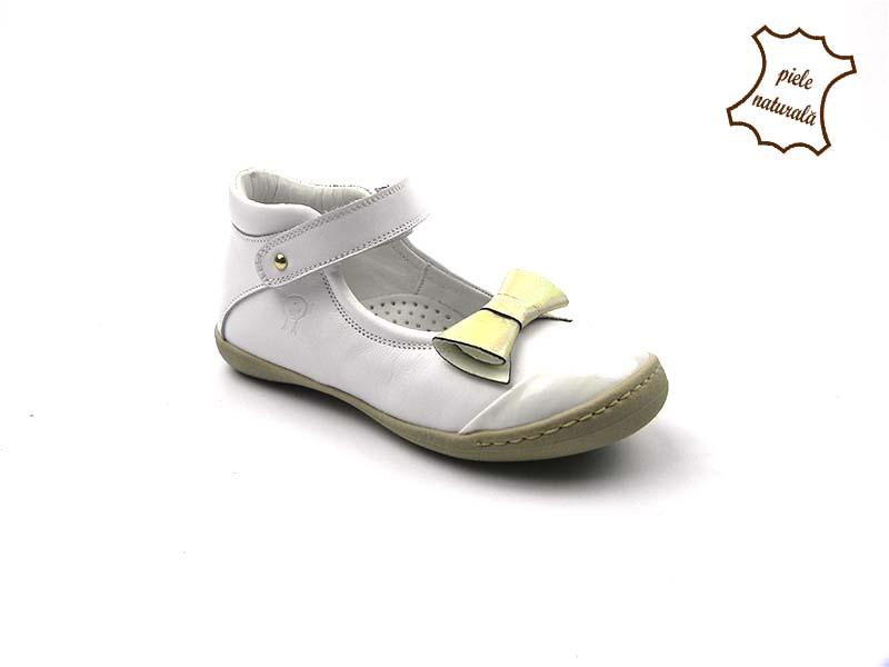 Pantofi din piele naturala BAM 462