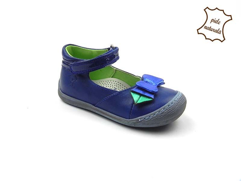 Pantofi din piele naturala BAM 469