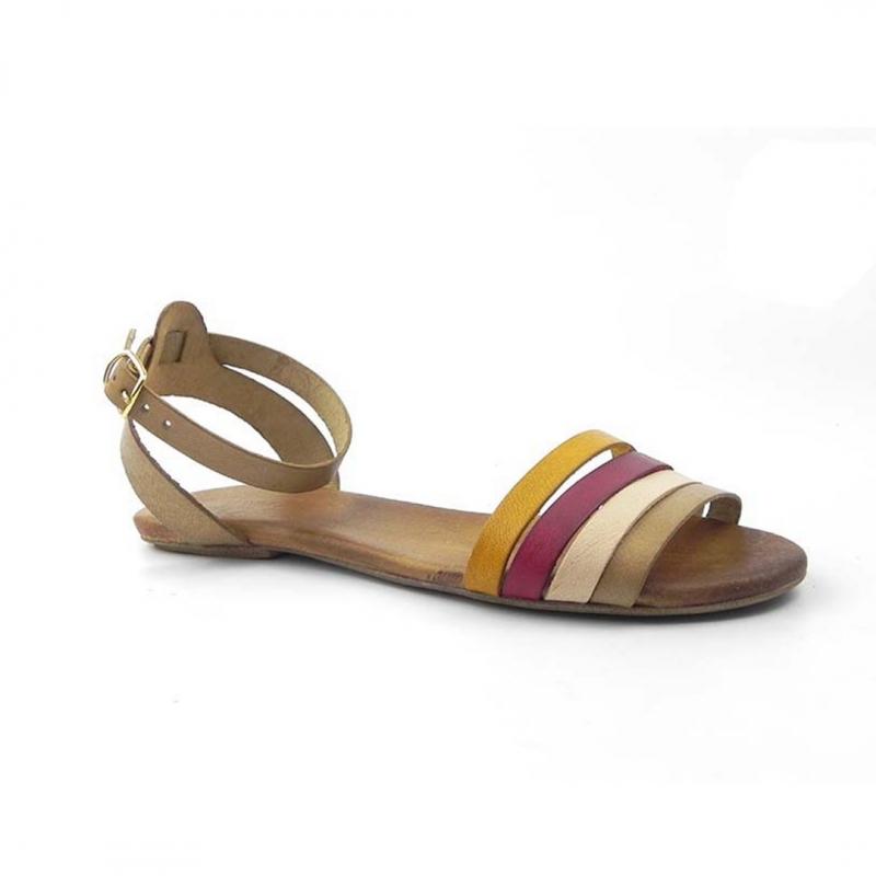 Sandale din piele naturala Zoe D131