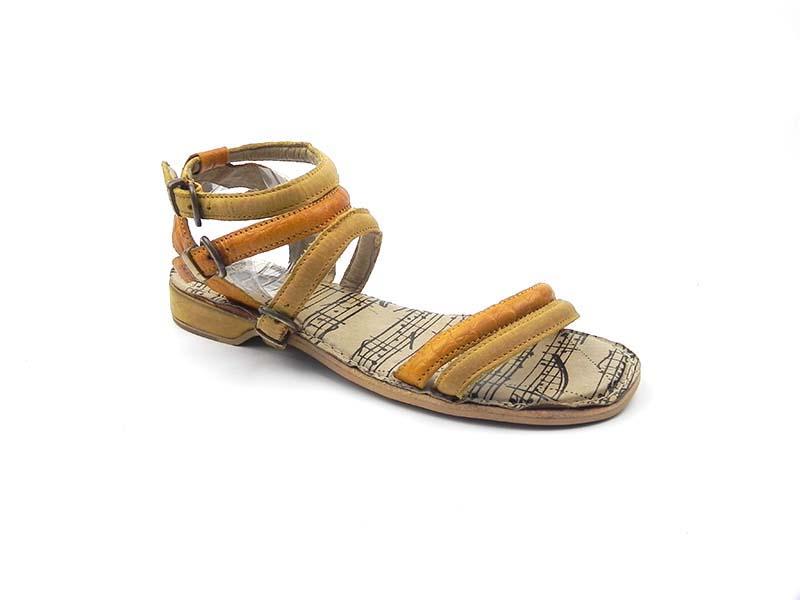 Sandale din piele naturala PT 202