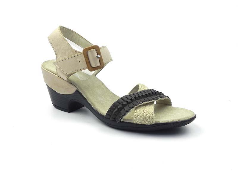 Sandale din piele naturala PT 203