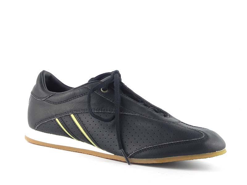 Pantofi din piele naturala Sporty 1406-006