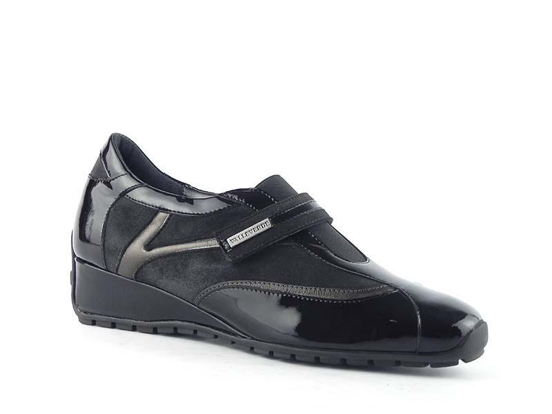 Pantofi din piele naturala Sporty 7173-751