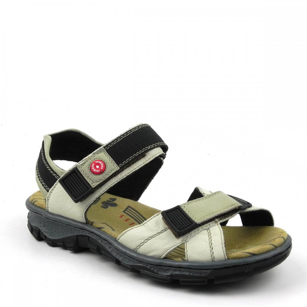sandale dama alava bej RIEKER