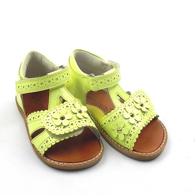 Sandale din piele naturala BAM 743