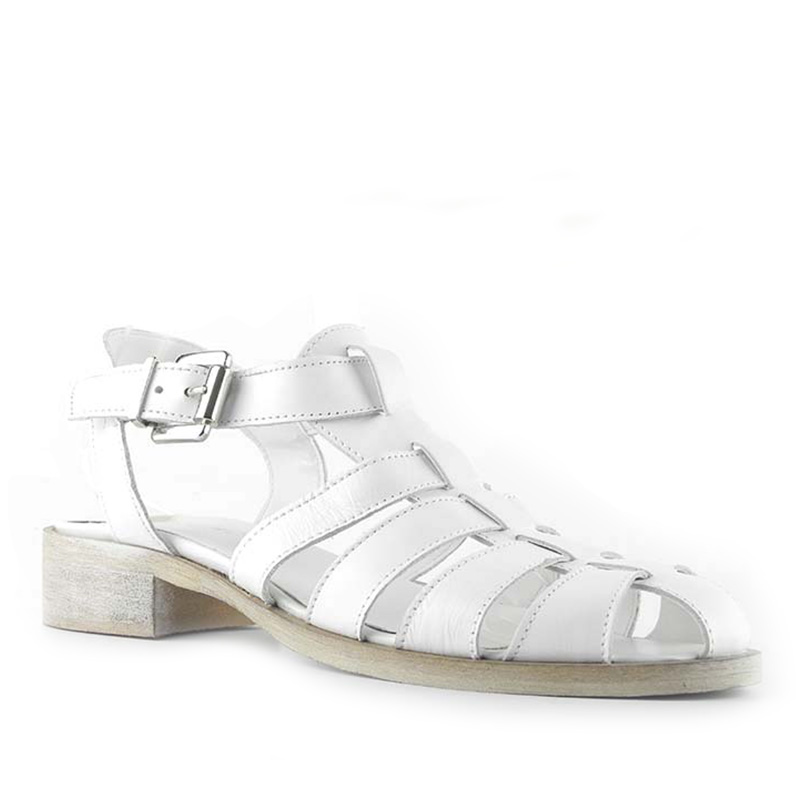 Sandale din piele naturala ioana 3648A