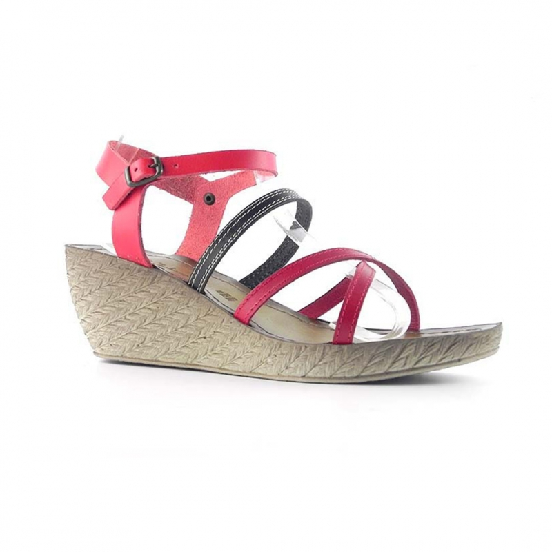 Sandale din piele naturala Olimpia ITALY-11