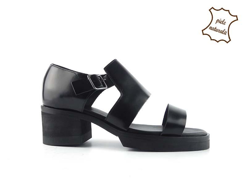 Sandale din piele naturala PT 164