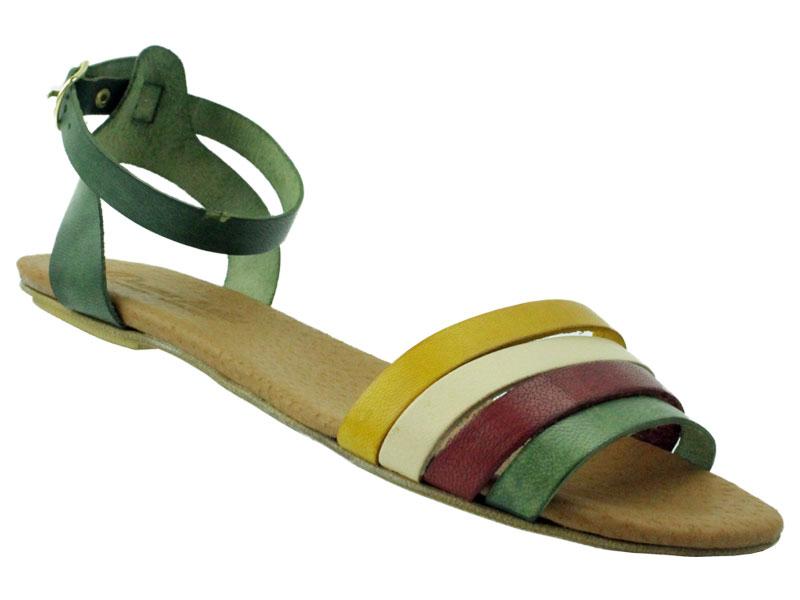 Sandale din piele naturala Zoe D110